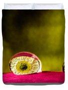 Eyes Of The Petal Duvet Cover
