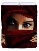 Eyes On You 01 Duvet Cover