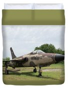 F-105 Thunderchief - 1 Duvet Cover