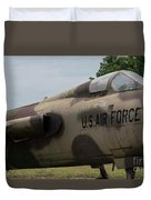 F -105 Thunderchief - 2 Duvet Cover