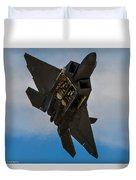 F-22 Raptor 3 Duvet Cover
