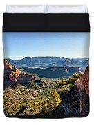 F And B Ridge 07-028 Duvet Cover