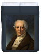 F. M. Charles Fourier  Duvet Cover