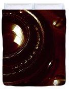 F4.5 Lens Duvet Cover