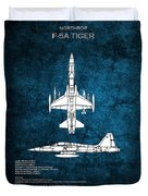 F5 Tiger Duvet Cover