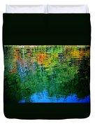 Fabian Pond Reflections3 Duvet Cover