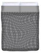 Fabric Design 19 Duvet Cover by Karen Musick