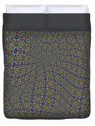 Fabric Design 20 Duvet Cover by Karen Musick