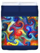 Fabric Of Life Duvet Cover