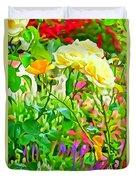 Fabulous Florals 333 Duvet Cover