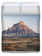 Factory Butte 0761 Duvet Cover