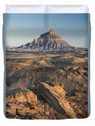 Factory Butte 0768 Duvet Cover
