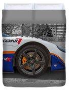 Factory Five Racing Car Duvet Cover
