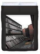 Factory Windows 3 Duvet Cover