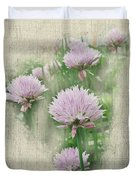Faded Floral 11 Duvet Cover