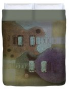 Faded Glory - Les Paul Duvet Cover