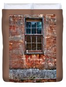 Faded Over Time Duvet Cover by Christopher Holmes