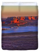 Fading Light Duvet Cover by Chad Dutson