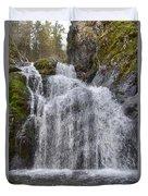 Faery Falls Duvet Cover