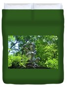 Fairmount Park - The Wissahickon Indian Duvet Cover