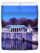 Fairmount Water Works - Philadelphi Duvet Cover