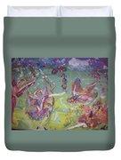 Fairy Ballet Duvet Cover