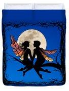 Fairy Couple Duvet Cover