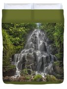 Fairy Falls On A Sunny Day Duvet Cover