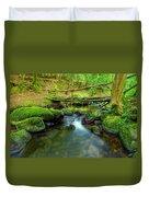 Fairy Glen Bridge Duvet Cover