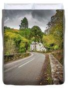 Fairy Glen Hotel Duvet Cover