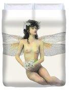 Fairy Luck Duvet Cover