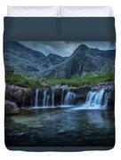 Fairy Pools Duvet Cover