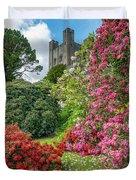 Fairy Tale Garden Duvet Cover