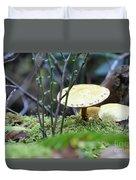 Fairy's Umbrella Duvet Cover
