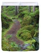 Fairytale Trail Duvet Cover