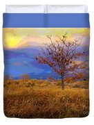 Fairytale Tree Duvet Cover by Barbara Schultheis