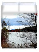 Fall 2015 Newfound Lake 1 Duvet Cover