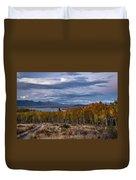 Fall At Hilton Creek Duvet Cover