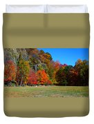 Fall At The Hook Duvet Cover