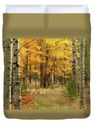 Fall Color 12 Duvet Cover