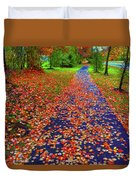 Fall Colors 2014-#15 Duvet Cover