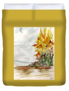 Fall Colour No. 1 Duvet Cover
