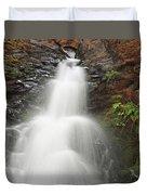 Fall Creek Falls 2 Duvet Cover
