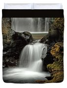 Fall Creek Falls 5 Duvet Cover