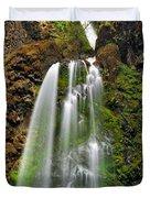 Fall Creek Falls Duvet Cover