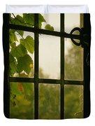 Fall Escape Duvet Cover