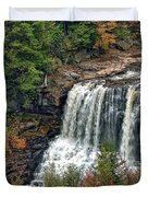 Fall Falls 2 Duvet Cover