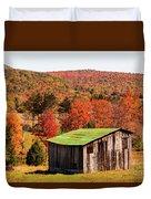 Fall Farm No. 6 Duvet Cover