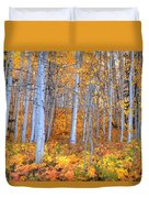 Fall Fiesta Duvet Cover