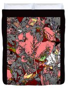 Fall Flourish Duvet Cover
